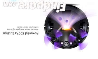 Fmart E-R302G robot vacuum cleaner photo 3