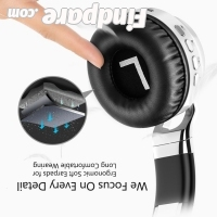 Picun P60 wireless headphones photo 2