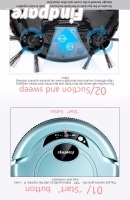 ISWEEP S320 robot vacuum cleaner photo 7