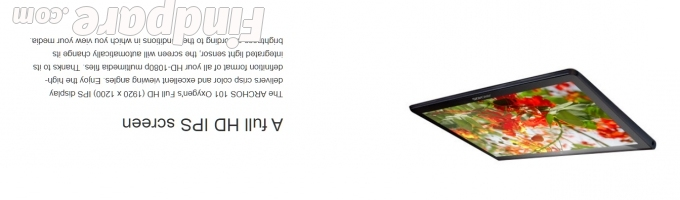 Archos 101 Oxygen tablet photo 3