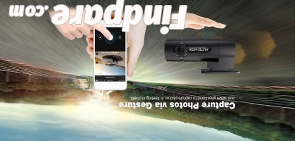 Auto-Vox D6 Dash cam photo 2
