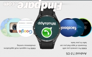 KingWear KW88 PRO smart watch photo 7