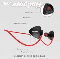 AWEI A847BL wireless earphones photo 10