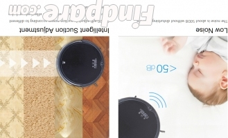 LIECTROUX Q7000 robot vacuum cleaner photo 8