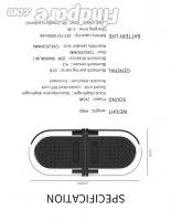 OVEVO D18 portable speaker photo 9