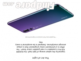 Huawei P20 Pro AL00 6GB 128GB smartphone photo 2