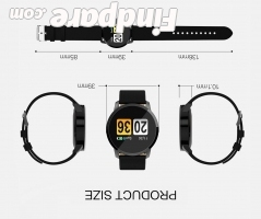 OUKITEL W1 smart watch photo 14
