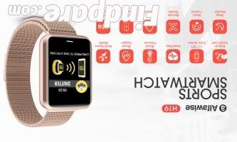 Alfawise H19 smart watch photo 1