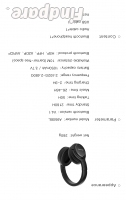 AWEI A950BL wireless headphones photo 10