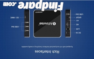Alfawise A8 TV box photo 10