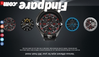 AllCall W2 smart watch photo 13