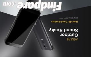 AGM A9 64GB smartphone photo 1