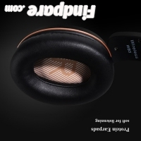 Riwbox WB5 wireless headphones photo 5