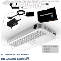 Laser Beam Pro C200 portable projector photo 2
