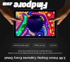 Chuwi Hi9 Plus 4GB 64GB tablet photo 2