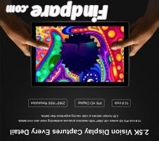 Chuwi Hi9 Plus 4GB 128GB tablet photo 2