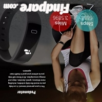 Diggro QS80 Sport smart band photo 5