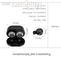 AirTwins A6 wireless earphones photo 9
