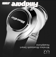 Bluedio U2 wireless headphones photo 1