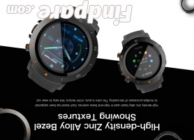 Makibes A4 smart watch photo 11