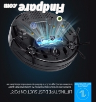 ISWEEP S550 robot vacuum cleaner photo 8