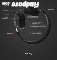 AWEI A760BL wireless headphones photo 11