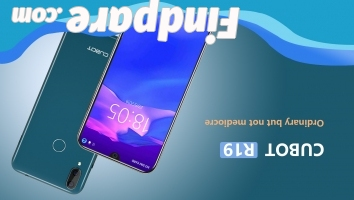 Cubot R19 smartphone photo 1