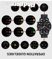 FINOW X7 4G smart watch photo 18
