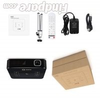 AODIN D13 portable projector photo 15