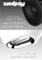 HOPESTAR A10 portable speaker photo 2