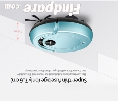 ISWEEP S320 robot vacuum cleaner photo 5