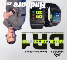 Makibes BR1 smart watch photo 1