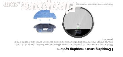 ILIFE V8S robot vacuum cleaner photo 10