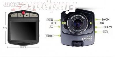 BALDR GT300 Dash cam photo 7