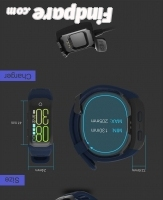Makibes G03 PLUS Sport smart band photo 15