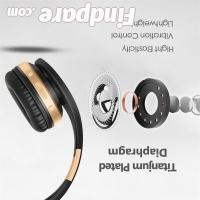 Picun P16 wireless headphones photo 1