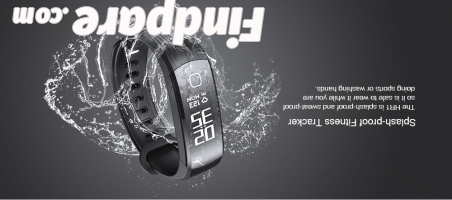 Makibes HR1 Sport smart band photo 10