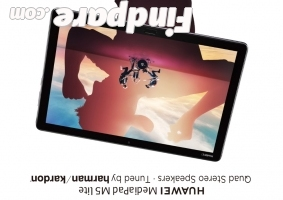 Huawei MediaPad M5 Lite 10 Wi-Fi tablet photo 1