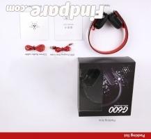 Syllable G600 wireless headphones photo 6