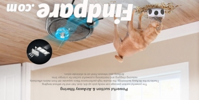 ILIFE V3S Pro robot vacuum cleaner photo 2