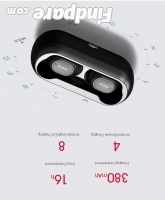 QCY T1C wireless earphones photo 5
