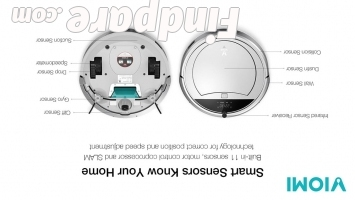 VIOMI VXRS01 robot vacuum cleaner photo 6