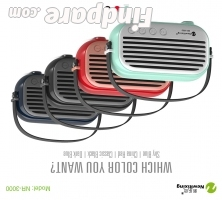New Rixing NR-3000 portable speaker photo 6
