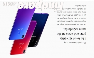 Vivo U1 3GB 32GB smartphone photo 3