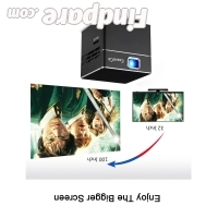 Exquizon S6 portable projector photo 6