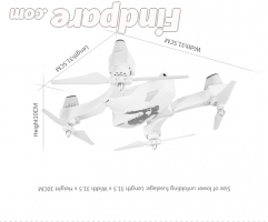 VISUO XS811 drone photo 15