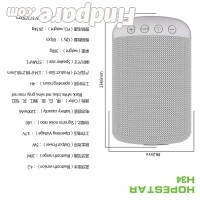 HOPESTAR H34 portable speaker photo 6
