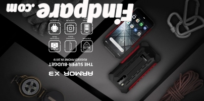 Ulefone Armor X3 smartphone photo 1