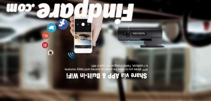 Auto-Vox D6 Dash cam photo 1