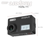 Andoer AN300 action camera photo 8